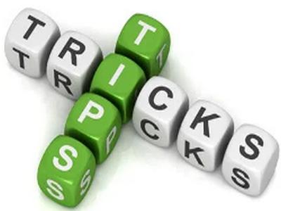 Tips en Tricks (alt)